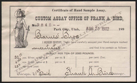 LETTERHEAD/ASSAY_BIRD_FRANK_A_CERTIFICATE_OF_ASSAY_1902_8_25_REAR_CORONA_2_400_CROP_EMBOSS.jpg