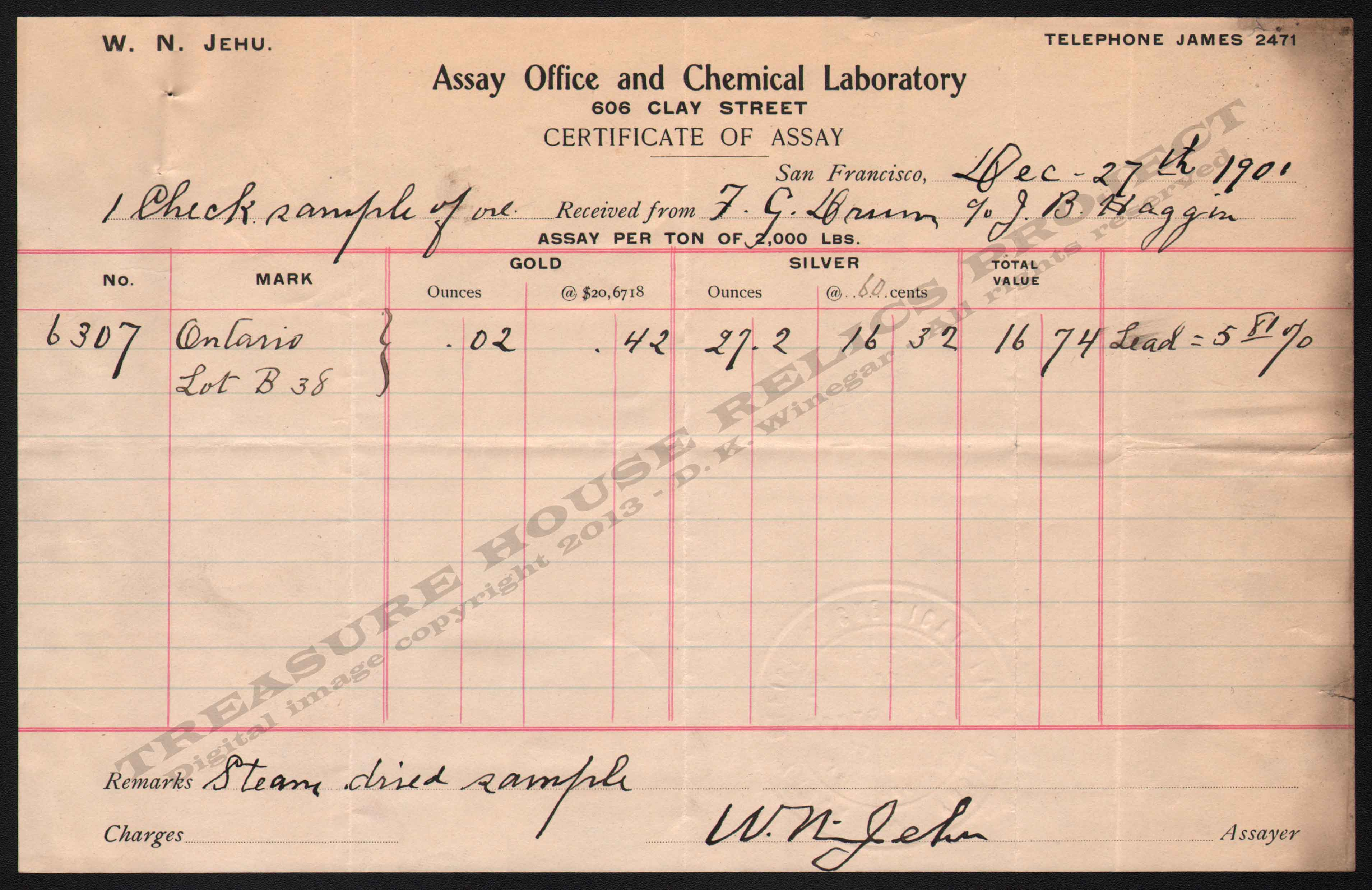 LETTERHEAD/ASSAY_WOOD_HENRY_E_COMPANY_DENVER_COLORADO_1904_4_16_DSW_323_400_CROP_EMBOSS.jpg