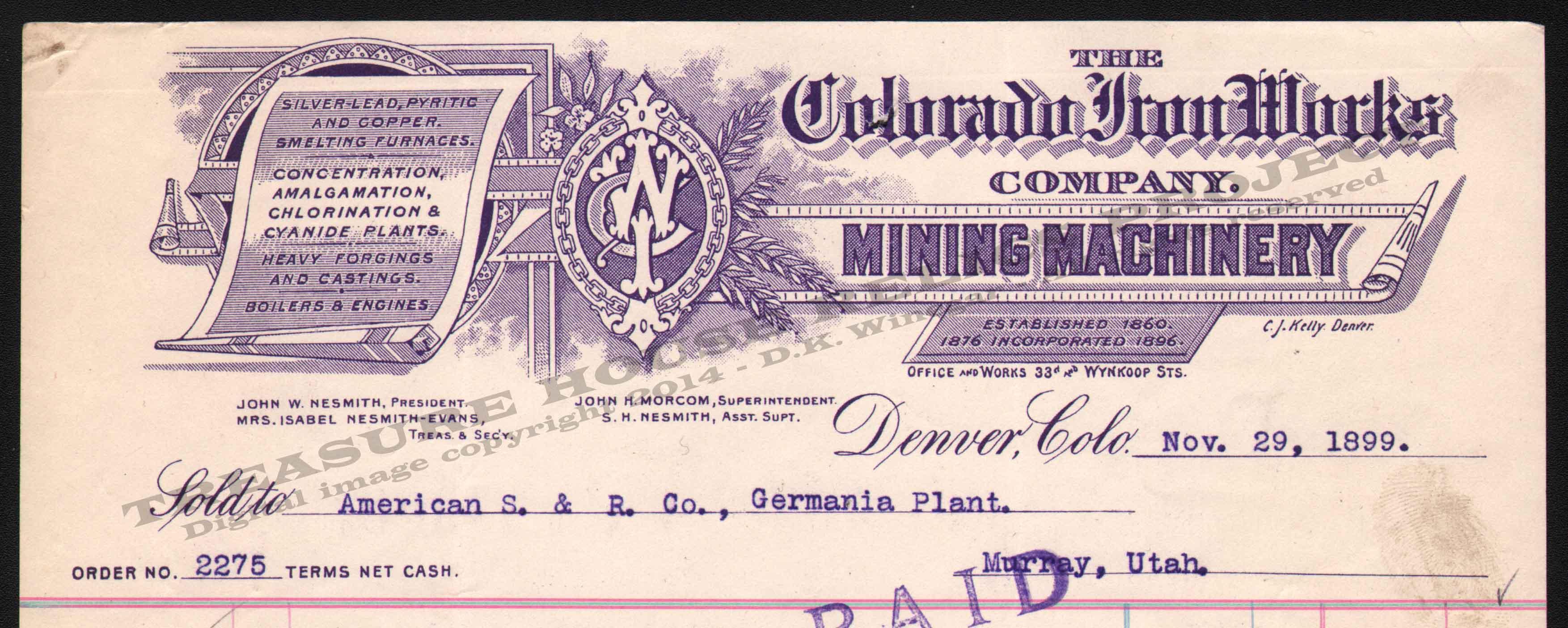 Corona mining company