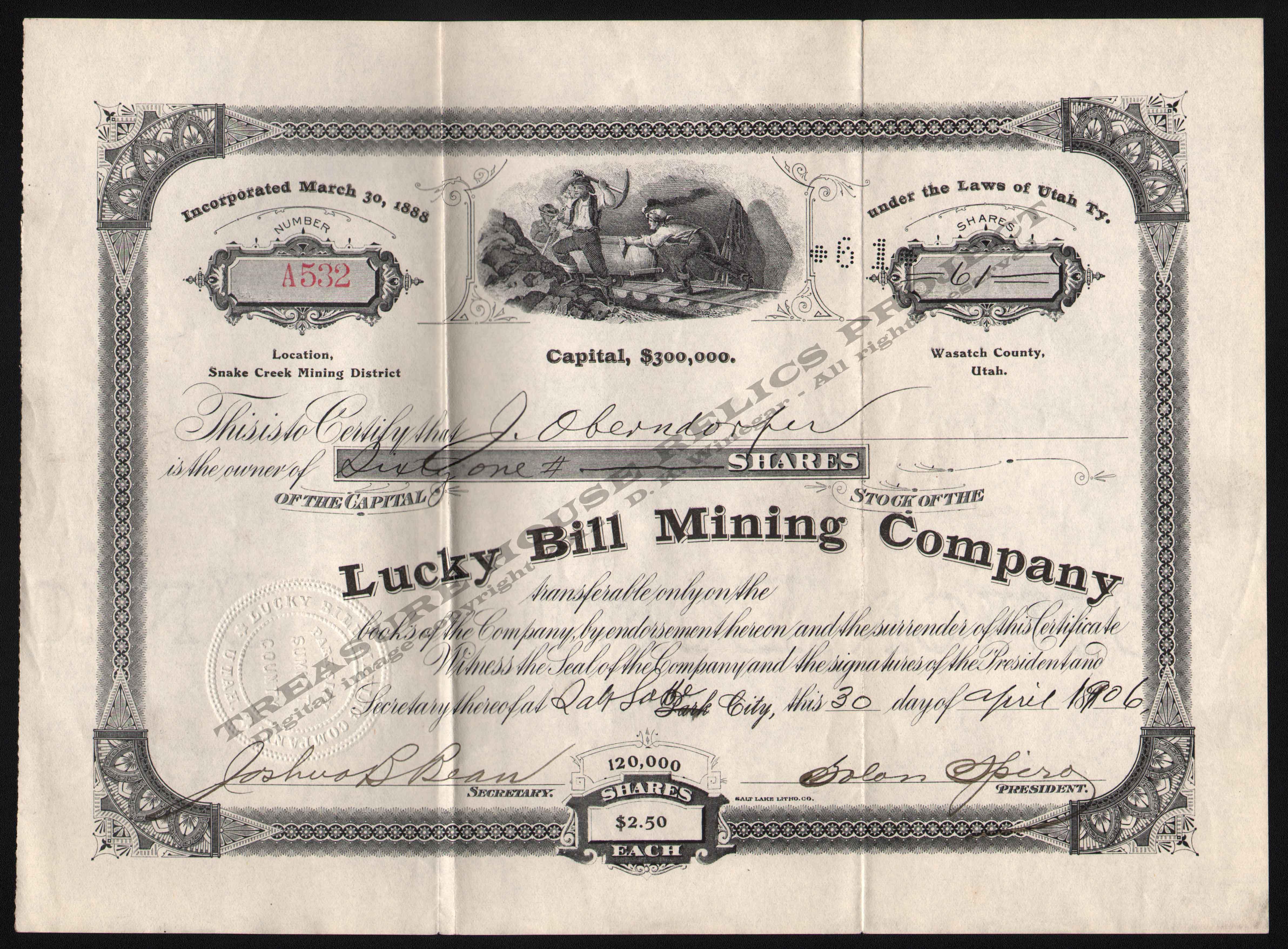 Lucky joe mining idaho stocks