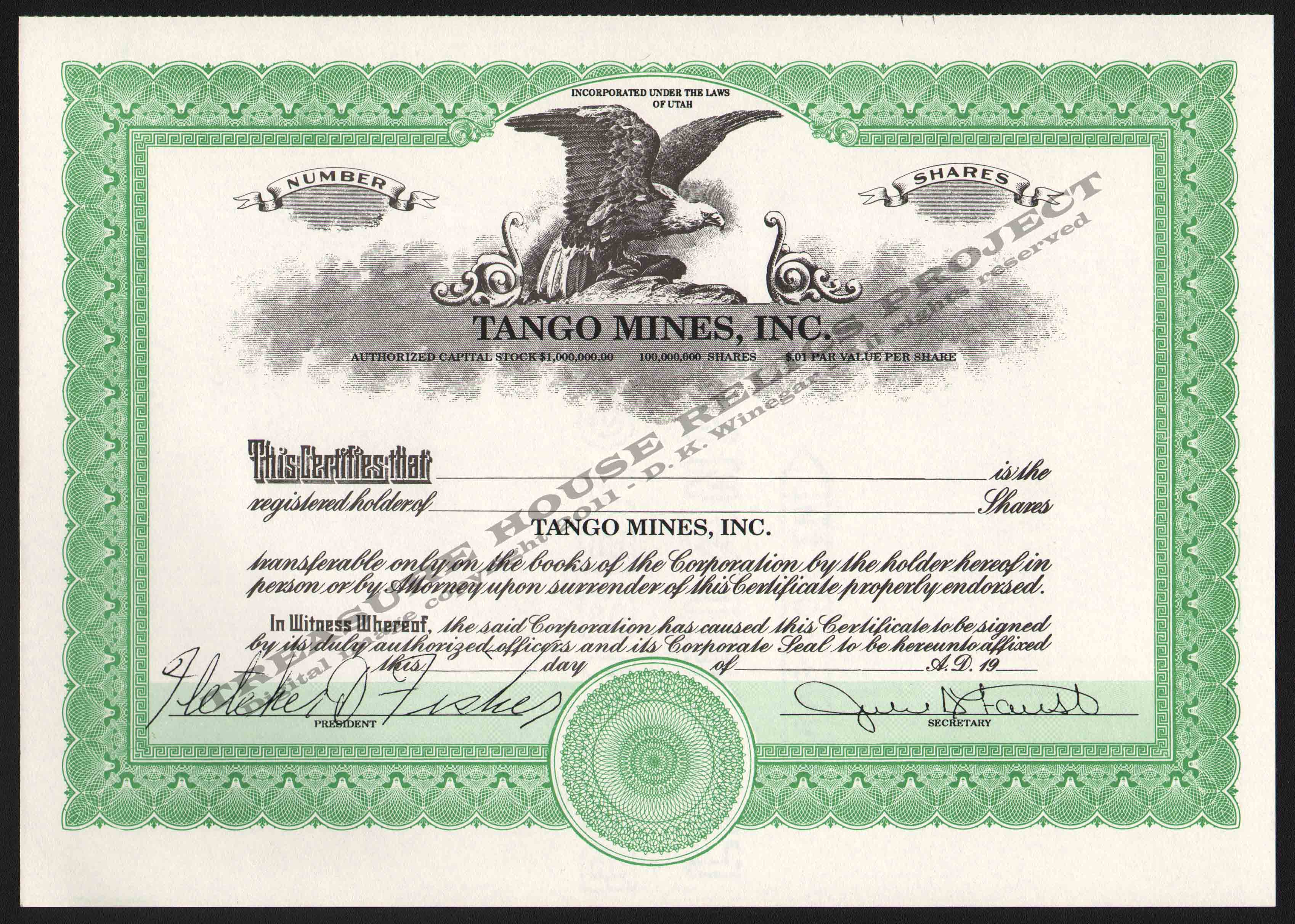 Corporate Bond Certificate Template Images - Templates Example ...